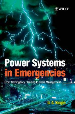 Power Systems in Emergencies by U. G. Knight image