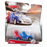 Hot Wheels: Disney Cars Silver Diecast Collection - Raoul CaRoule