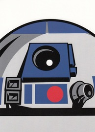 Star Wars: Birthday Card - R2D2