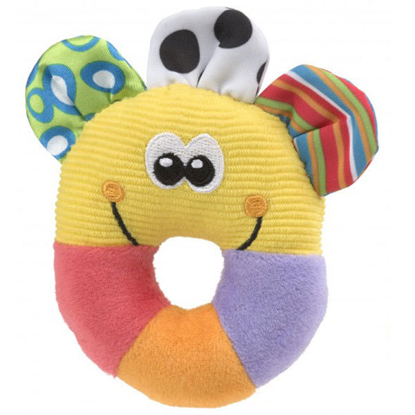 Playgro Sunshine Loop Rattle