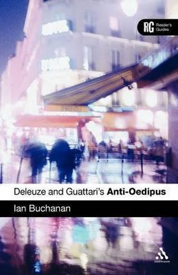 "Deleuze and Guattari's ""Anti-Oedipus"" by Ian Buchanan image"