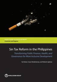 Sin Tax Reform in the Philippines by Kai Kaiser