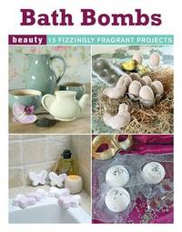 Bath Bombs Booklet by Elaine Stavert