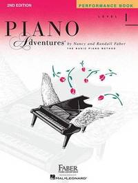 Piano Adventures - Performance Book - Level 1 image