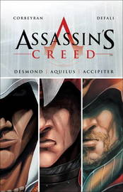 Assassin's Creed - The Ankh of Isis Trilogy by Eric Corbeyram image