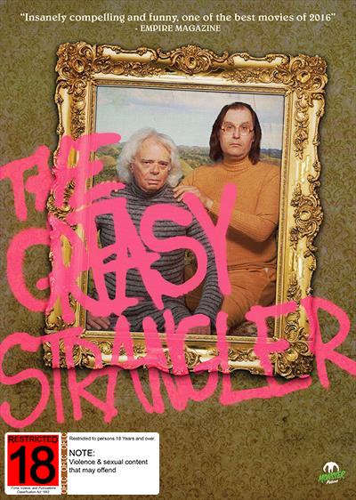 The Greasy Strangler on DVD image