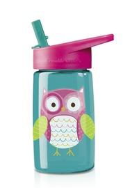 Crocodile Creek Tritan Drink Bottle Owl
