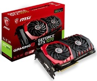 MSI GeForce GTX 1070 Gaming X 8GB Graphics Card image