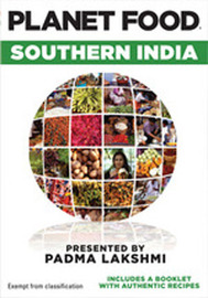 Planet Food - Southern India on DVD