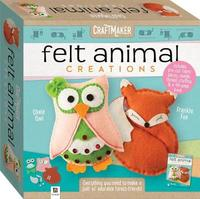 CraftMaker Felt Animals Creations (tuck box)