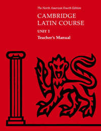Cambridge Latin Course Unit 1 Teacher's Manual North American edition by North American Cambridge Classics Project image