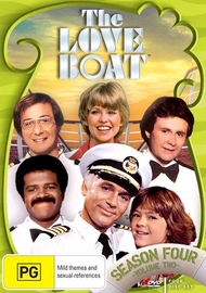 The Love Boat: Season 4 - Part 2 on DVD