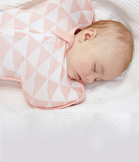 Love to Dream: Swaddle Up Bamboo 0.2Tog - Coral (Medium)