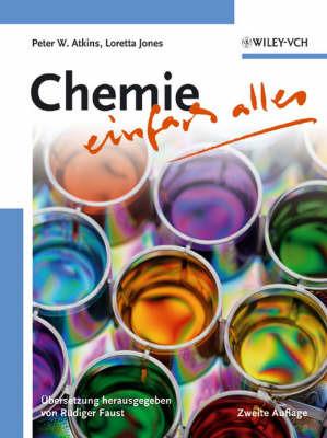 Chemie: Einfach Alles: Zweite Auflage by Loretta Jones image