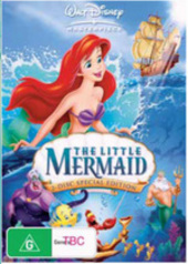 Little Mermaid, The - Special Edition (2 Disc Set) on DVD