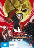Naruto Shippuden - Movie 5: Blood Prison DVD