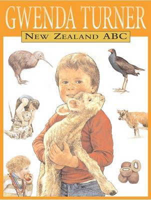 New Zealand ABC Book by Gwenda Turner image