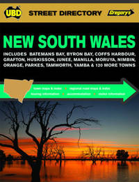 New South Wales Street Directory 19th ed by UBD / Gregory's