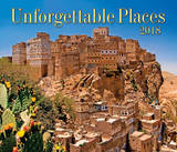 Unforgettable Places 2018 Wall Calendar by Firefly Books