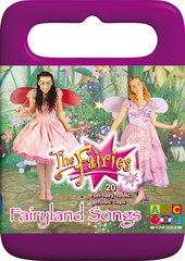 The Fairies - Fairyland Songs on DVD