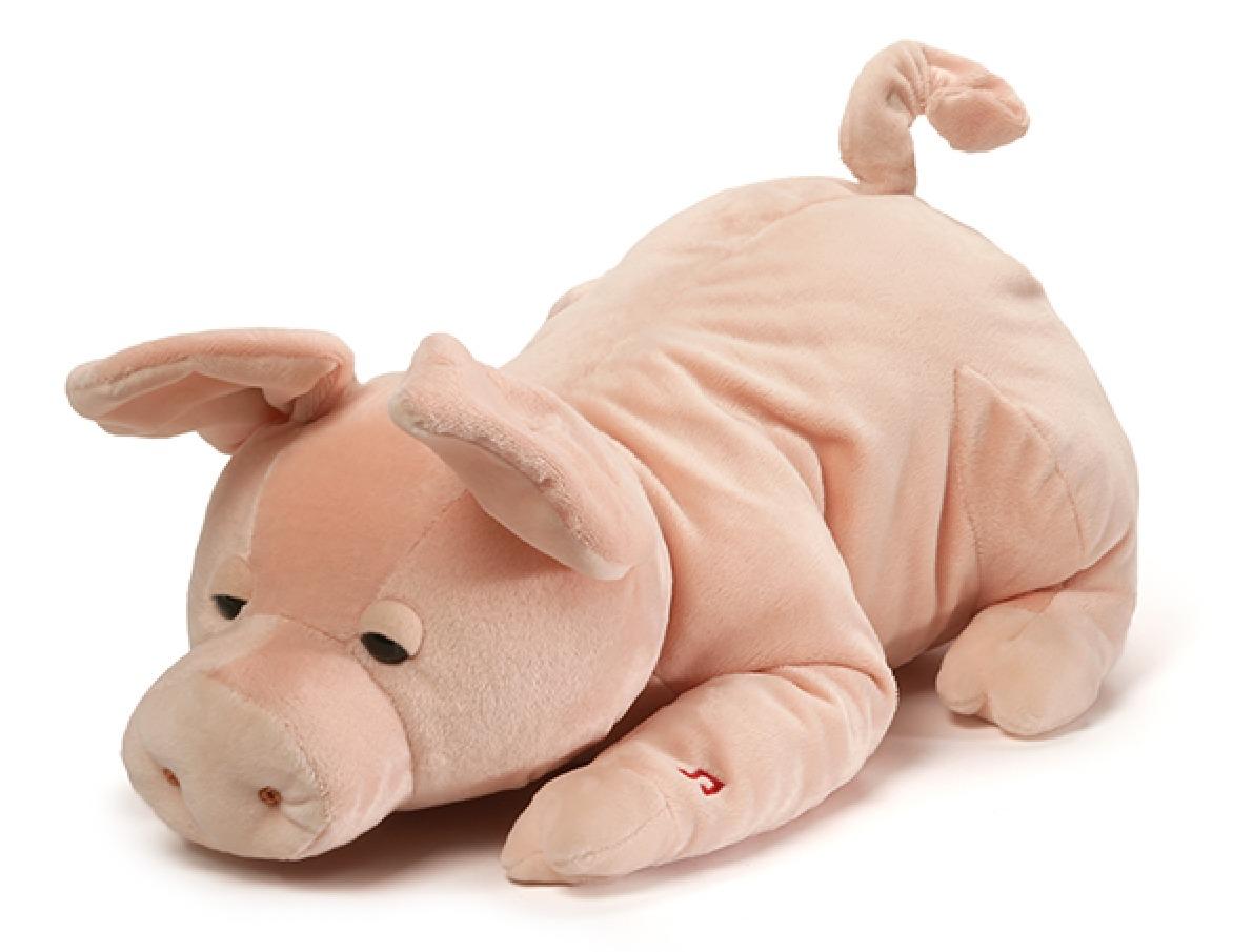 Gund: Wiggles the Pig Plush (24cm) image