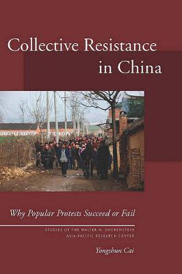 Collective Resistance in China by Yongshun Cai image