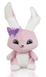 "Animal Jam: Fuzzy Bunny 7"" Plush"