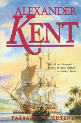 Passage to Mutiny by Alexander Kent image