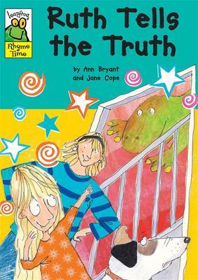 Leapfrog Rhyme Time: Ruth Tells the Truth by Ann Bryant image