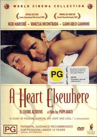 Heart Elsewhere, A (World Cinema Collection) on DVD image
