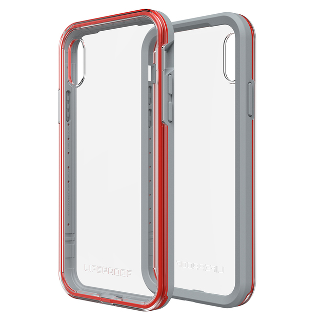 LifeProof Slam Case for iPhone X XS - Cherry  8a7cf8568