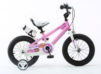 "RoyalBaby: BMX Freestyle - 12"" Bike (Pink) image"