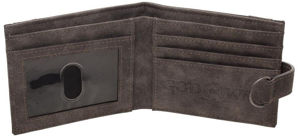 God of War: Magnetic Closure - Bifold Wallet image