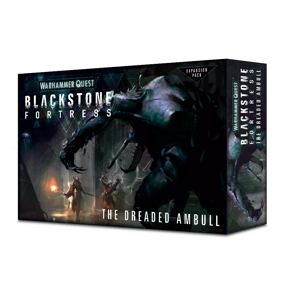 Warhammer Quest: Blackstone Fortress - The Dreaded Ambull image