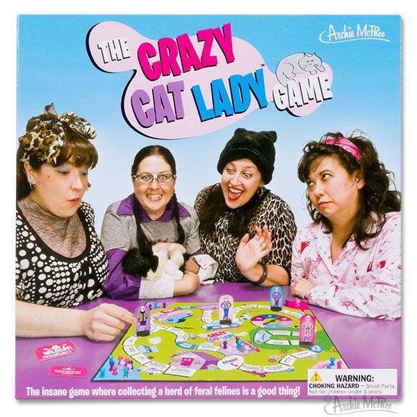The Crazy Cat Lady - Board Game (2nd Edition)