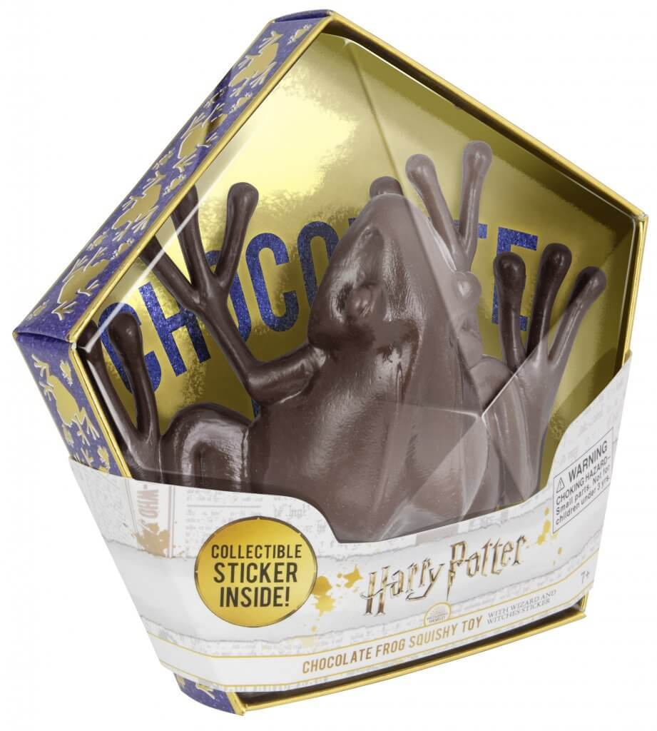 Harry Potter: Squishy Replica - Chocolate Frog image