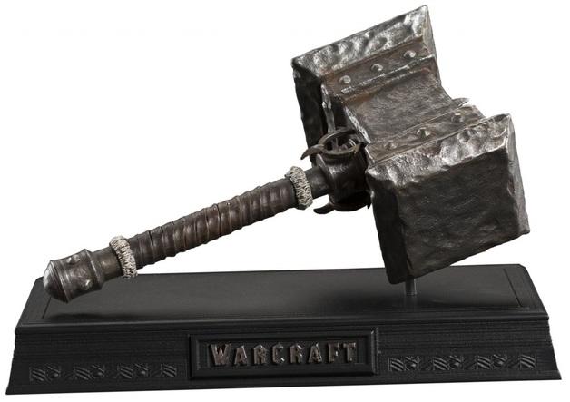 Warcraft Movie: Orgrim's Doomhammer - 1:6 Scale Replica