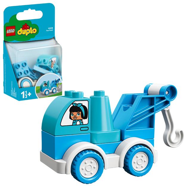 LEGO DUPLO: Tow Truck - (10918)