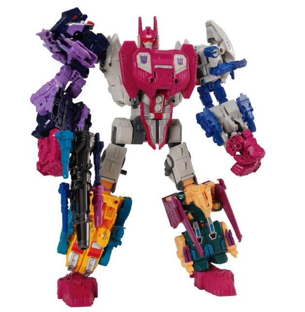Transformers: Generation Selects - Abominus