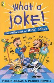 What a Joke! by Phillip Adams image