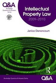 Intellectual Property Law Q&A by Janice Denoncourt image