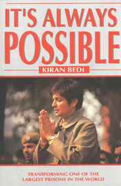 It's Always Possible by Kiran Bedi image