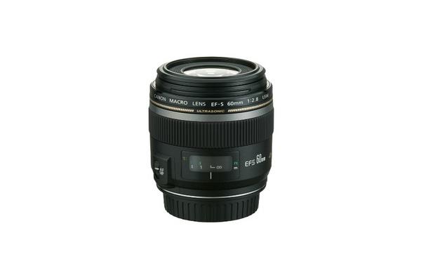 Canon EF-S 60mm 2.8 Macro USM Lens image