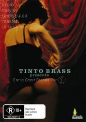 Tinto Brass Presents - Erotic Short Stories: Part 1 on DVD