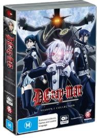 D.Gray-Man (TV) Season 1 Collection (Eps 1-51) on DVD