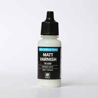 Vallejo Model Colour Matte Varnish 17ml