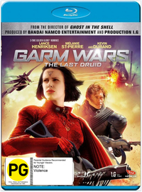 Garm Wars: The Last Druid on Blu-ray