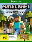 Minecraft: Xbox One Edition Favorites Pack for Xbox One