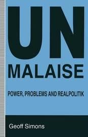 UN Malaise by Geoff Simons