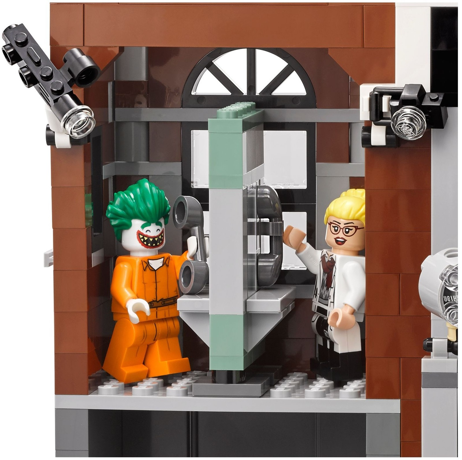 Lego Batman Movie Arkham Asylum 70912 Toy At Mighty